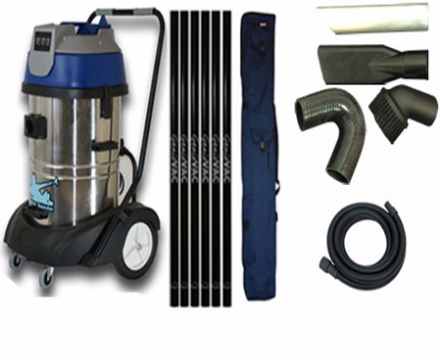 Genie Vac Package Deal 3 (30ft Reach)